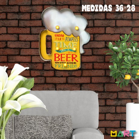 cartel-Luminoso-Chopp